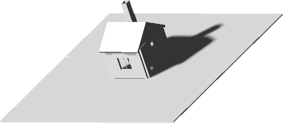 Distant light example