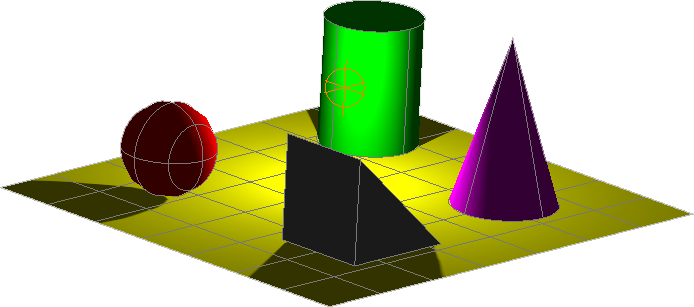 shadow configuration example